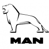 Sticker man logo new